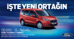Ford Tourneo Connect Kampanyası